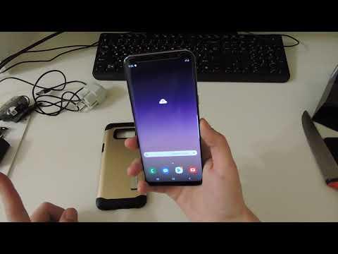 Купил Samsung S8+ Б/У и как не попасть на подделку