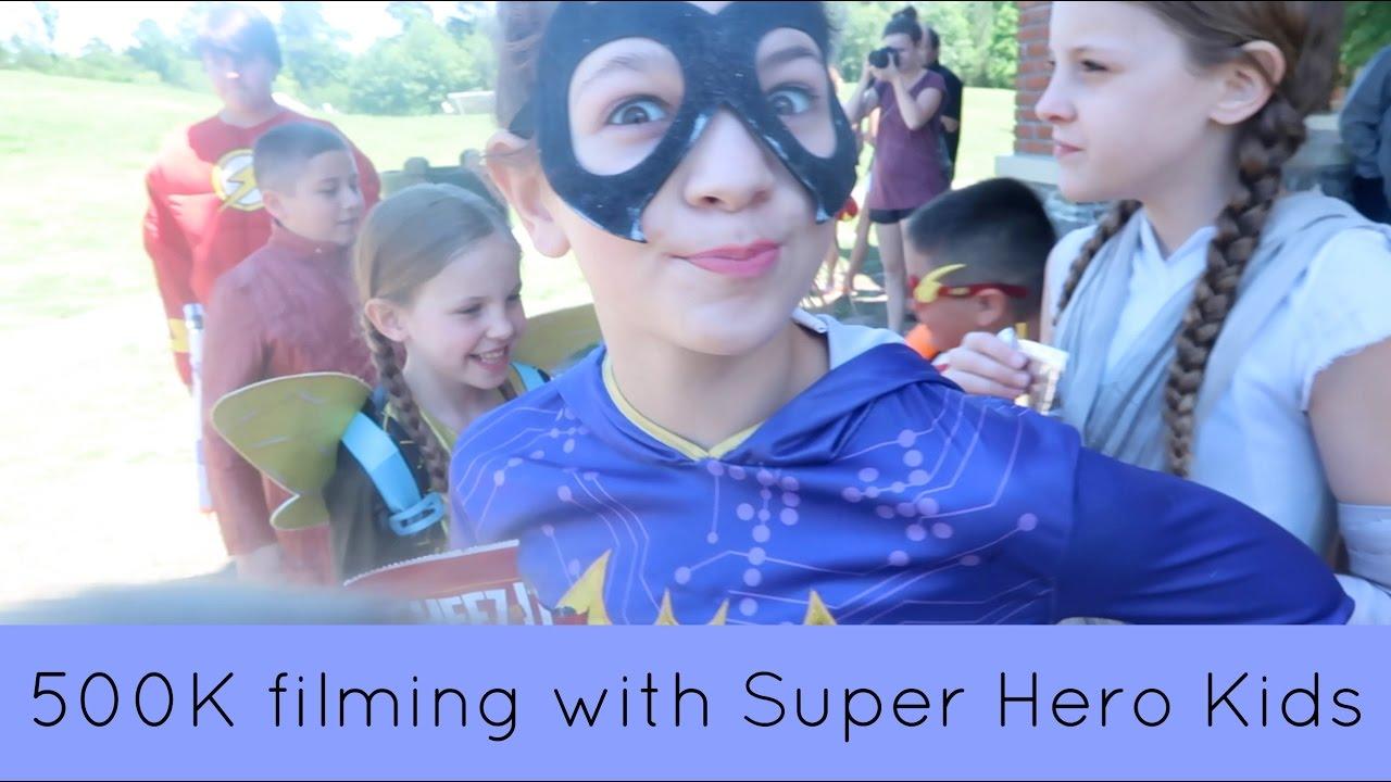 Huge News Fun Meet And Greet With Superherokids Johnnys Back