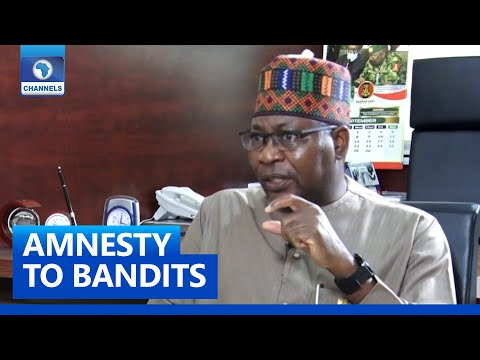 We Need To Separate Hardcore Elements To Face Justice – Brig.  Gen.  Usman   NewsNight