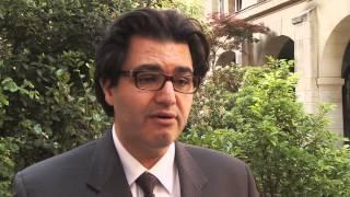 Interview Pr. David Khorassani - Journée de la Fibromyalgie 2012