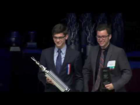 Download 2017 International Extemporaneous Speaking Awards of the National Speech and Debate Tournament