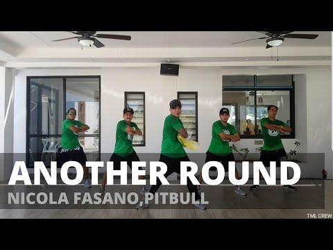 ANOTHER ROUND By Nicola Pasano,Pitbull | Zumba® | Pop | Kramer Pastrana