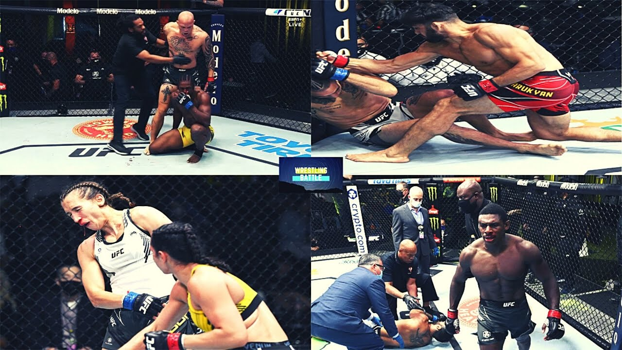 UFC Fight Night_ Anthony Smith dominates Ryan Spann for first ...