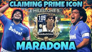 OMG!!!! WE CLAIMED MARADONA FIFA MOBILE 20 INSANE CARD - PACK OPENINGS