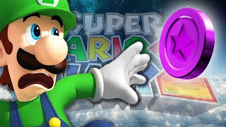 Super Mario Galaxy 2 - Part 21 (PURPLE COIN FAILURE!)