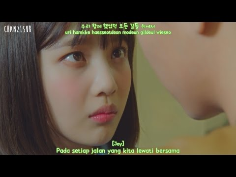 JOY - I'm Okay (괜찮아) Ft. Lee Hyunwoo [OST The Liar And His Lover] (Indo Sub) [ChanZLsub]