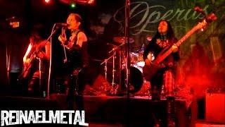 Mystica Girls - Abre Bien los Ojos (en vivo) - Cosa Nostra MX