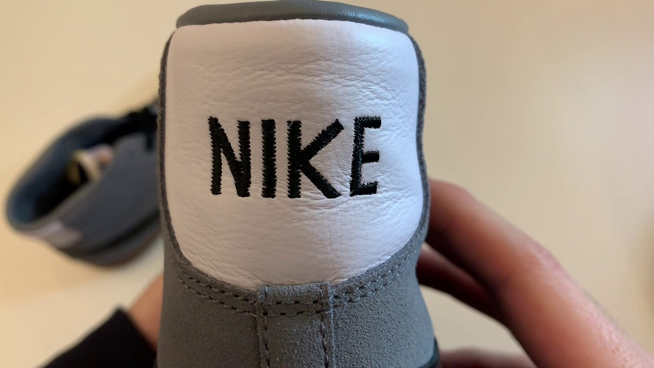 new arrival a2774 5479b Custom Blazer No Suit - Nike Blazer Mid iD Unboxing and Review