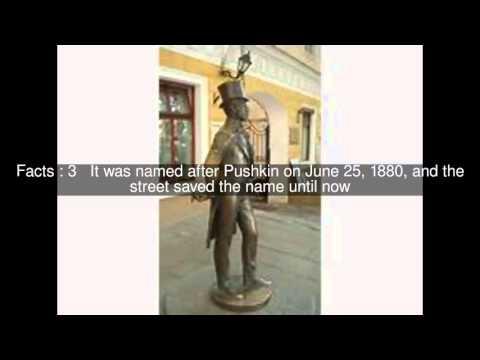 Pushkinska Street, Odessa Top  #6 Facts