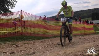 Peter Sagan's first MTB Race after 7 Years (Crash - DNF)  - Graz, Austria - 2016