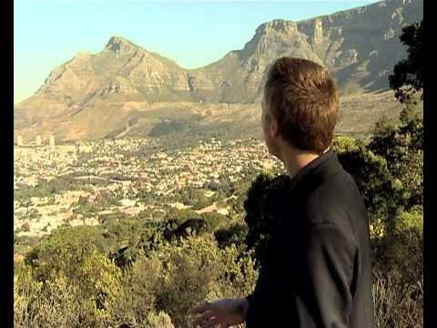 Cape Town - the Woman in the Mountain