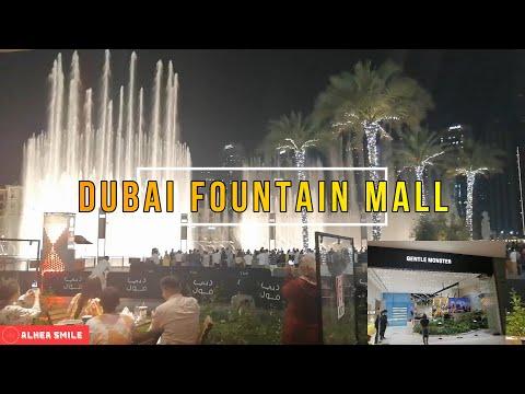 DUBAI FOUNTAIN MALL