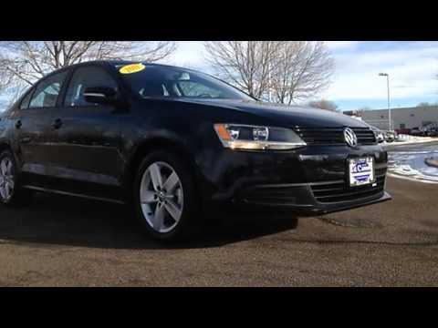 2011 Volkswagen Jetta Sedan Ed Carroll Motor Company
