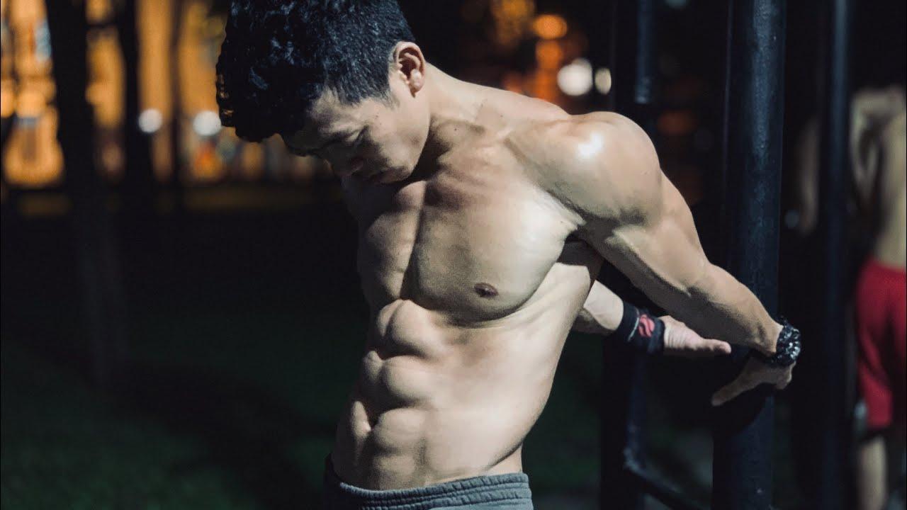 GIÃN CƠ toàn diện cho cơ ngực chỉ với 1 bài tập! – Street Workout Làng Hoa