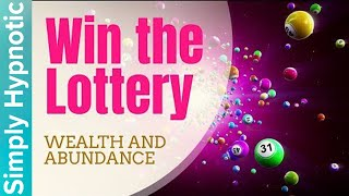 Win the lottery  Lotto Success REQUESTED  Wealth amp Abundance  Law of Attraction  Get Rich