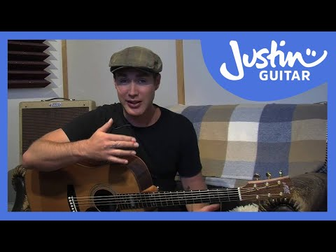 Interval Ear Training: Aural Training Stage 3of5 (Guitar LessonAU-103) How to play