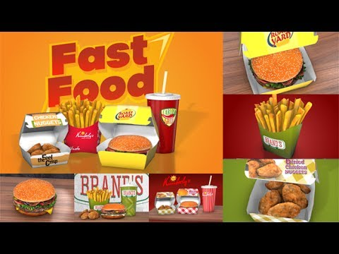 fast food effects