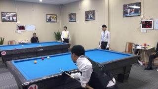 Ngô Đình Nại vs Nguyễn Thanh Toàn. Billiards Út Nhi