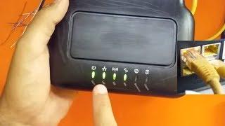 Como usar modem roteador wifi de qualquer operadora parte 1