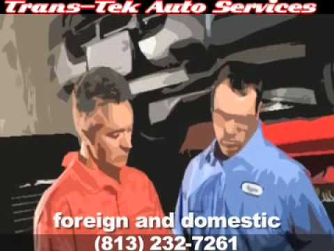 Trans-Tek Auto Services Tampa, FL