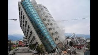 TOP 10 HEAVY RECORDED EARTHQUAKE CAUGHT ON CAMERA