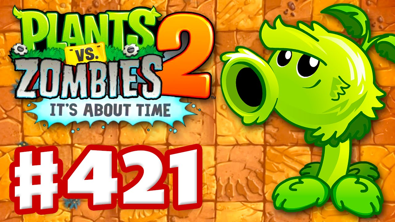 Plants vs  Zombies 2: It's About Time – Gameplay Walkthrough Part