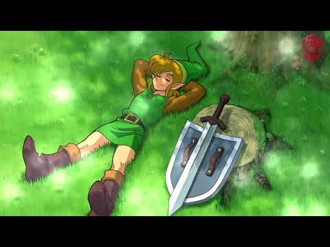❤ 8 HOURS ❤ Legend of Zelda: Ocarina of Time Lullabies for Babies to go to Sleep Music - Playlist