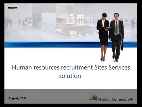 microsoft-dynamics-ax:-human-resources-recruitment-sites-services-solution