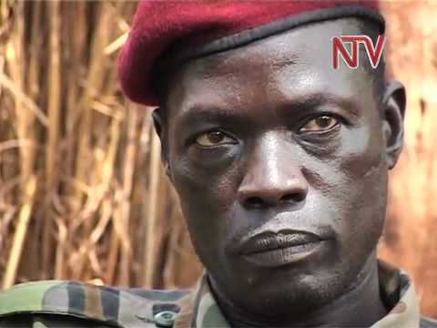 Captured LRA Commander - Acillam speaks