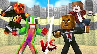 Minecraft Mondays Week #1 ($10,000 Prize Pool) - The BEST Minecraft YouTuber Royale