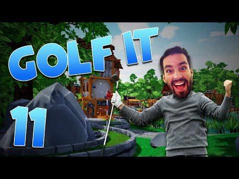 Is The Nannerman IRRITATED?! WUUT?! XD (Golf It #11)