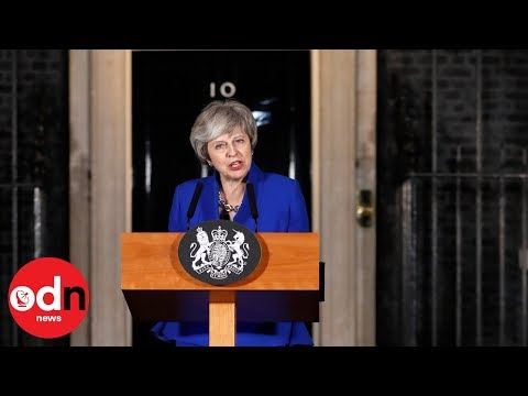 Theresa May's government survives vote of no confidence