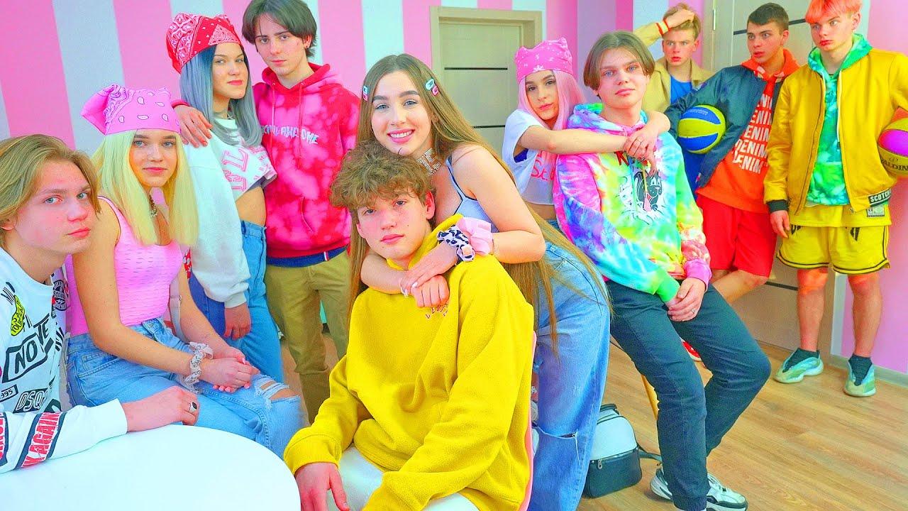 Download Trailer - ¡Nuevos novios rebeldes en la escuela de Cheerleaders!