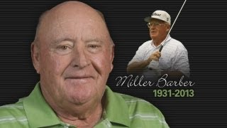 In Memoriam: Miller Barber