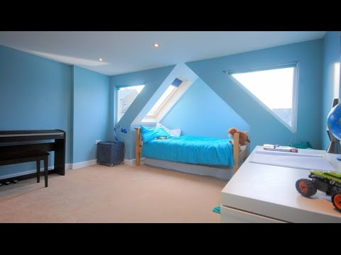 27 Cool Attic Bedroom Design Ideas - Room Ideas