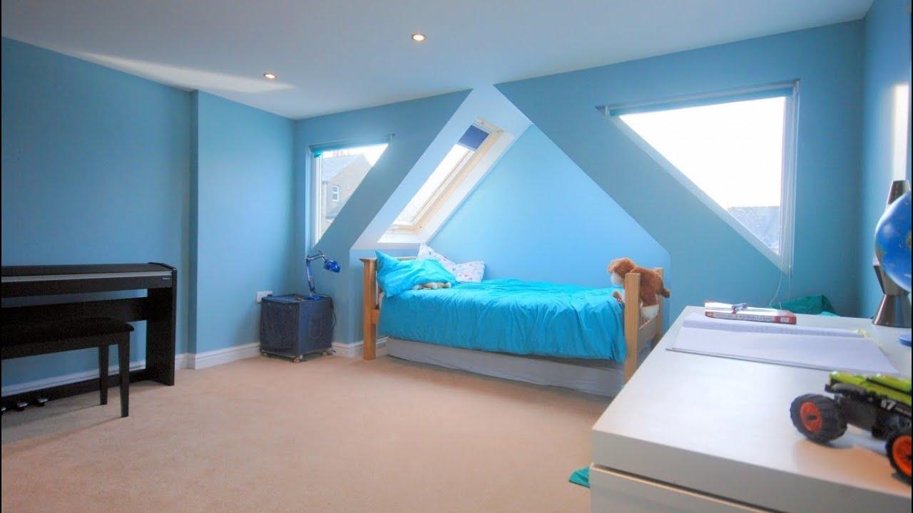 27 Cool Attic Bedroom Design Ideas