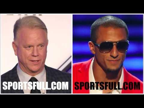 Boomer Esiason vs Colin Kaepernick and Stephen A Smith