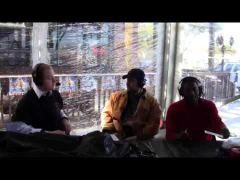 ColdHardFootballFacts.com on Pittsburgh radio(1/2)