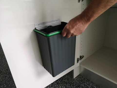 Affaldsspand 7,5L med
