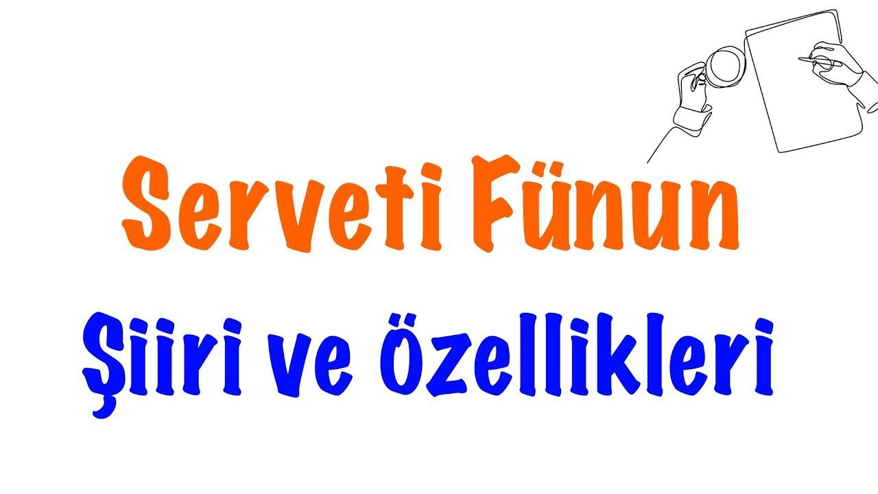 12)Hasan Onur TOPRAK - Servet-i Fünun Edebiyatı Genel Özellikleri (ÖABT-Türkçe) 2020