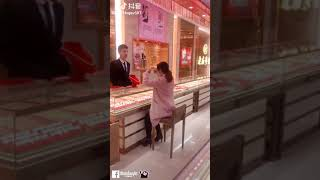 Stealing From Jewelry Shop Prank