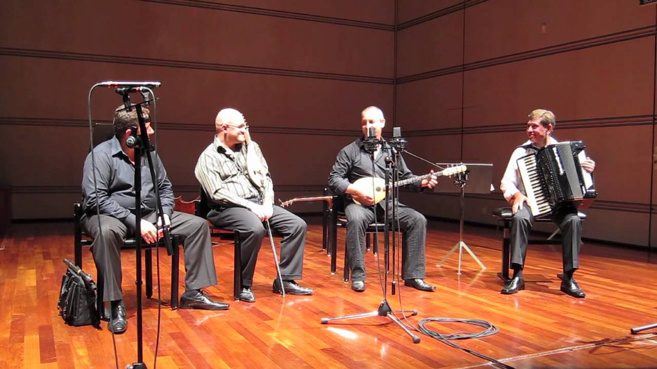 Petar Ralchev Quartet - 07.Соло за тамбура - YouTube