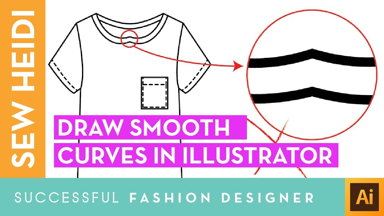 the use of adobe illustrator to create fashion flats in the process of developing a garment It communicates details in the design and construction of a garment  create fashion flats, ranging from traditional hand sketching to the use of adobe illustrator.