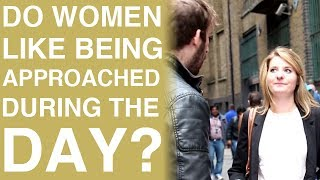 Is It Creepy To Approach Women On The Street? MUST SEE!!