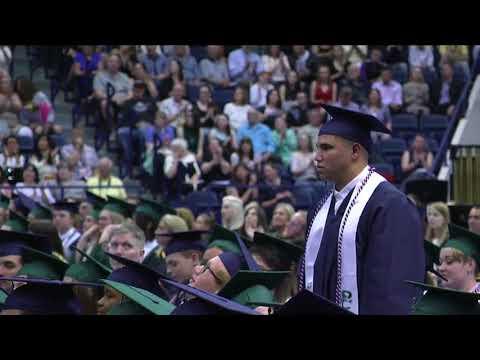 Pine Creek High School 2018 Graduation