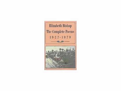 Robert Pinsky reads Elizabeth Bishop