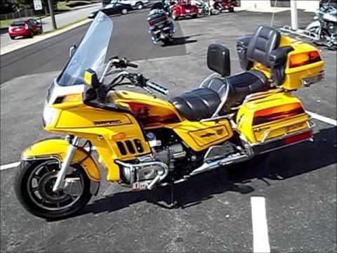 High Quality 1986 Honda GL1200 Aspencade 223237   YouTube