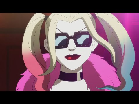 Harley Quinn AMV Billie Eilish - Bellyache