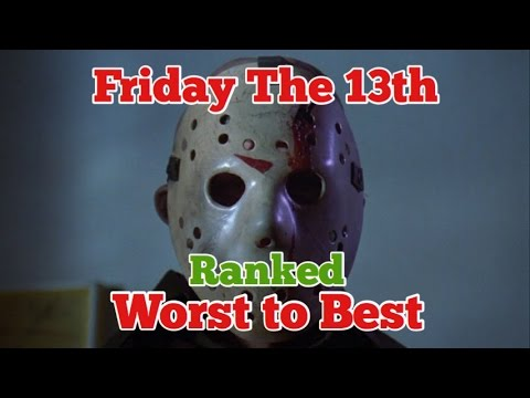 Download Friday The 13th Movies Ranked From Worst To Best