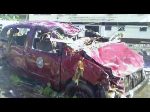Samoan Island Tsunami 2009 Slide Show